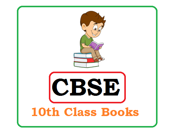 CBSE 10th Books 2020, CBSE Textbooks 2020