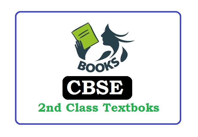 CBSE 2nd Class Books 2020, CBSE 2nd Class Textbooks 2020