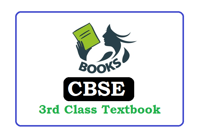 CBSE Class 3 Textbooks 2021, CBSE Class 3rd books 2021