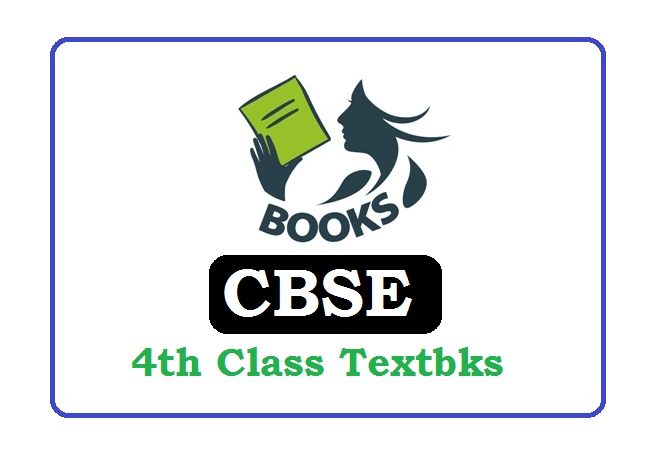 CBSE 4th Class Books 2020, CBSE 4th Class Textbooks 2020