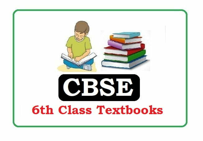 CBSE 6th Class Books 2020, CBSE 6th Class Textbooks 2020, CBSE Books 2020