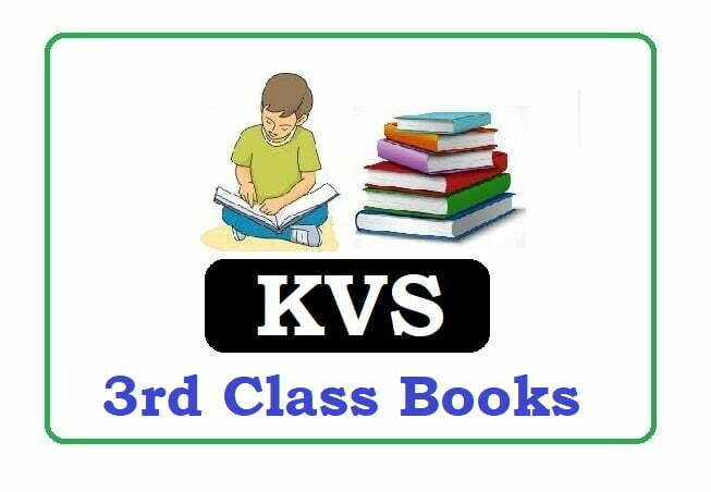 KVS 3rd Class Books 2020 (*All Subject) Pdf Download - 10th