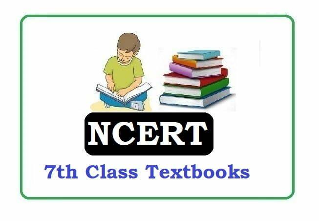 NCERT 7th Class Books 2020, NCERT Books 2020,