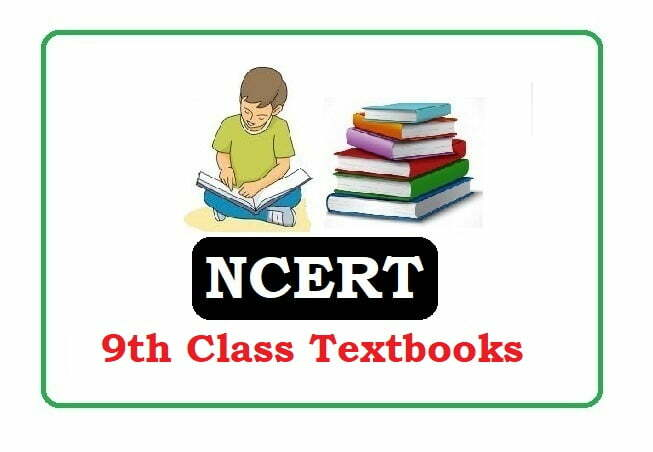 NCERT 9th Class Textbooks 2020, NCERT 9th Class books 2020, NCERT  Textbooks 2020
